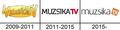 Muzsika tv logo history.png