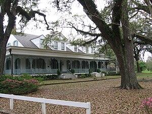 Myrtles Plantation - Image: Myrtles Plantation Louisiana