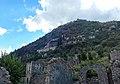 Mystras, Blick auf den Hügel 2015-09.jpg