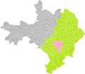 Nîmes (Gard) dans son Arrondissement.png