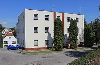 Němčice (Svitavy District) Village in Pardubice, Czech Republic