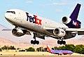 """N392FE FEDEX 1975 Mcdonnell Douglas MD-10-10F C-N 46626 """"Axton"""" (6173715269).jpg"""