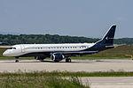 N981EE Embraer ERJ 195ECJ Lineage 1000 E190 - Embraer Executive Aircraft (18853496615).jpg