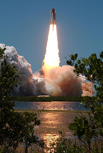 Space law - NASA STS-121 Launch