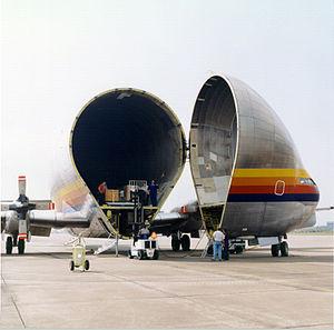 NASA Super Guppy Turbine in old Airbus livery - 3.jpg