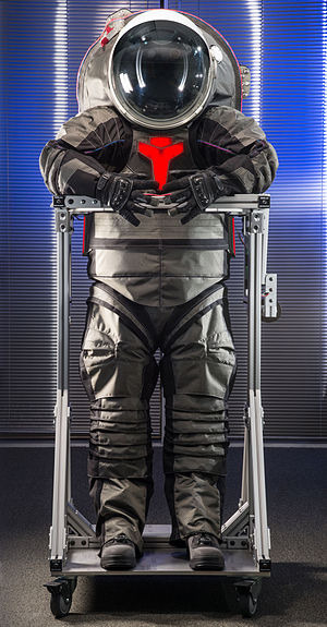 Z series space suits - NASA Z-2 spacesuit prototype