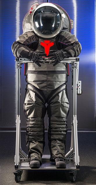 Z series space suits - NASA Z-2 spacesuit prototype