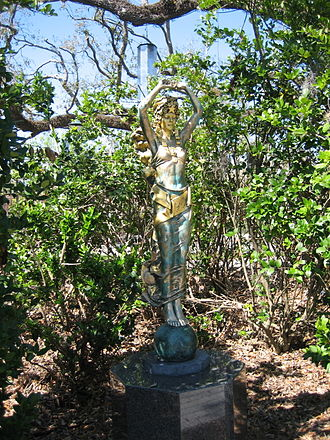 Audrey Flack - Sculpture by Audrey Flack in New Orleans