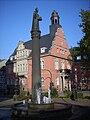 NRW, Essen, Werden - Werdener Markt, Rathaus 01.jpg