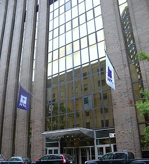 New York University College of Dentistry - Schwartz Hall