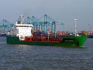 Nadja Wonsild, Port of Antwerp, Belgium 05-Apr-2005.jpg