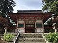 Nakamon gate of Kashii Shrine 4.jpg