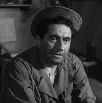 Nando Bruno - Nando Bruno in How I Lost the War (1947)