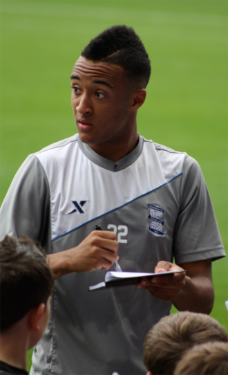 Nathan Redmond - The 17-year-old Redmond pictured in 2011 pre-season