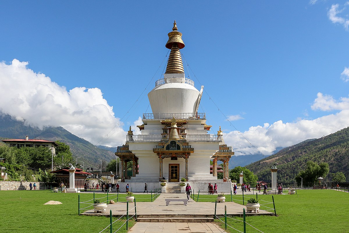 Memorial chorten thimphu bhutan dating