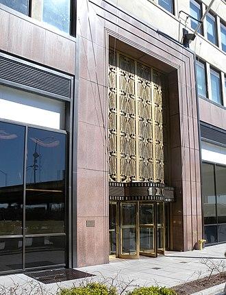National Urban League - Wall Street, New York