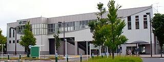 Natori Station Railway station in Natori, Miyagi Prefecture, Japan