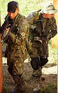 Naval Special Warfare troops train with elite Brazilian Unit during Joint training DVIDS280911