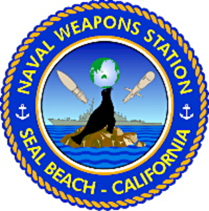 Naval Weapons Station Seal Beach - Image: Naval weapons station seal beach logo