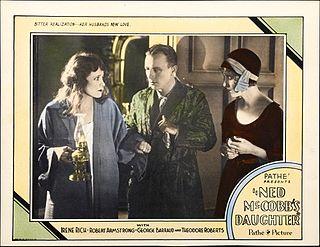 <i>Ned McCobbs Daughter</i> 1928 film