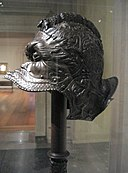 Negroli - Helmet in the Form of a Dolphin Mask (side).jpg