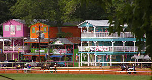 Neshoba County Fair - Harness racing at the Neshoba County Fair