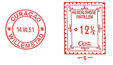 Netherlands Antilles stamp type A1.jpg