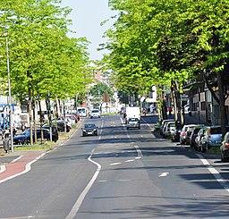 Neusser Straße in Köln