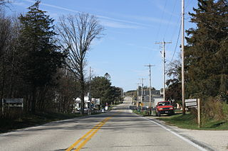 New Prospect, Wisconsin Unincorporated community in Wisconsin, United States