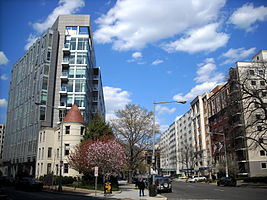 New Hampshire Avenue and 22nd Street.JPG