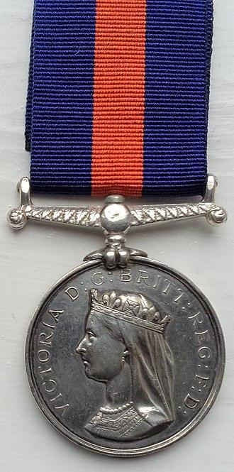 New Zealand Medal - Image: New Zeland Medal 1845 1866 (Obverse)
