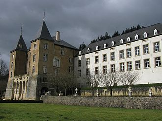 Ansembourg - New castle