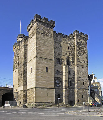 The Castle, Newcastle - Newcastle Castle Keep