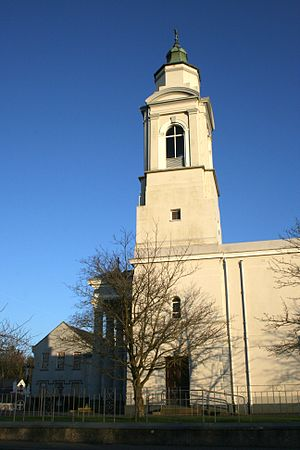 Newport, County Tipperary - Image: Newport Church 4576