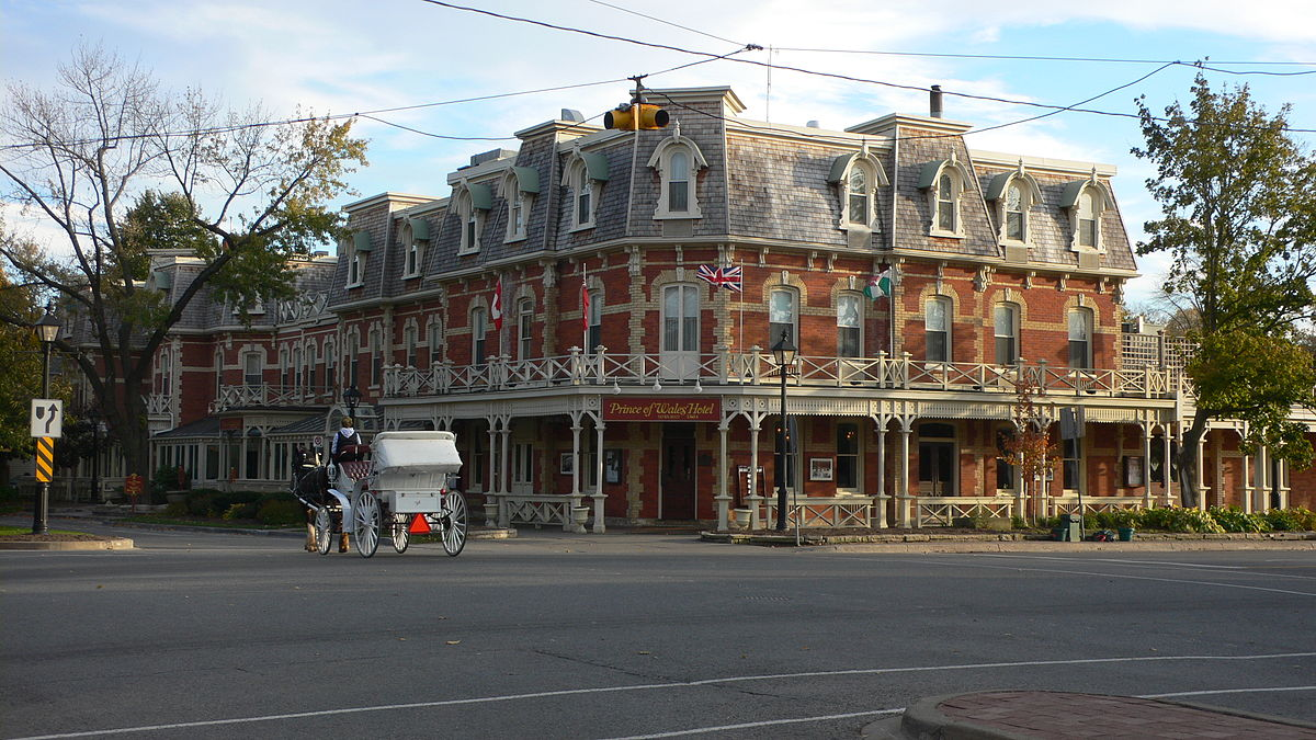 Historic Hotels Ontario