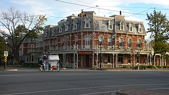 Prince of Wales Hotel, Niagara-on-the-Lake - The Prince of Wales Hotel
