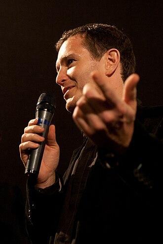 Nick Moran - Moran in France, October 2010