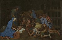 Nicolas Poussin - The Adoration of the Shepherd - 2016.24.1 - Yale University Art Gallery.jpg