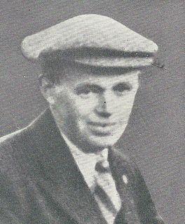 Niels Nielsen Kjær Danish resistance member