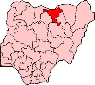 Ibrahim Saminu Turaki - Jigawa State, Nigeria