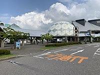 Niigata Furusatomura, Roadside Station, Niigata, Japan, August 2019.jpg