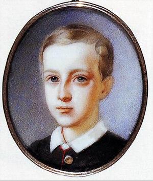 Duke Peter Georgievich of Oldenburg - Image: Nikolay of Oldenburg by Hau