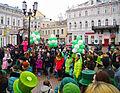 Nizhny Novgorod, Russia. Saint Patrick's Day 2013..jpg