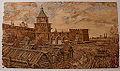 Nizhny Novgorod Kremlin. XVII century.jpg