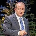 Nobel Prize stand in for Arthur Ashkin EM1B5691 (45321425595).jpg