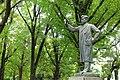 Noguchi Hideyo by Yoshida Saburo - Ueno Park - Tokyo, Japan - DSC08640.jpg