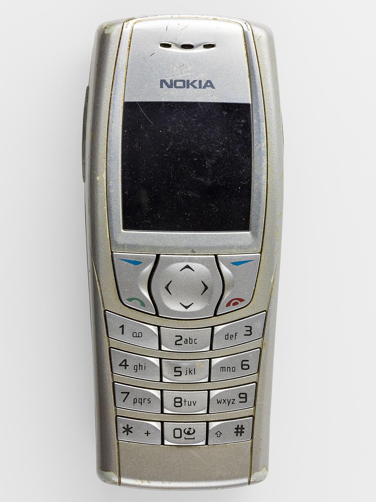 Nokia 6610 - Wikipedia, wolna encyklopedia