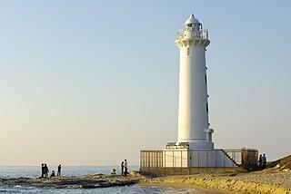 Nomazaki Lighthouse lighthouse in Japan