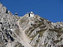 Klettersteig Innsbruck Nordkette : Nordkettenbahn u wikipedia
