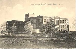 University of Regina - Normal School circa 1914